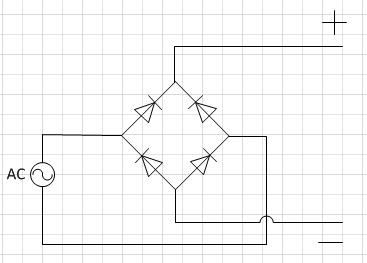 mit microsoft visio eine elektro br ckenschaltung. Black Bedroom Furniture Sets. Home Design Ideas